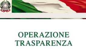 Operazione trasparenza - Link alla specifica pagina del Ministero dell'Istruzione, dell'Università e della Ricerca