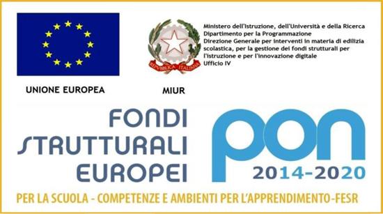 banner Programma Operativo Nazionale 2014-2020