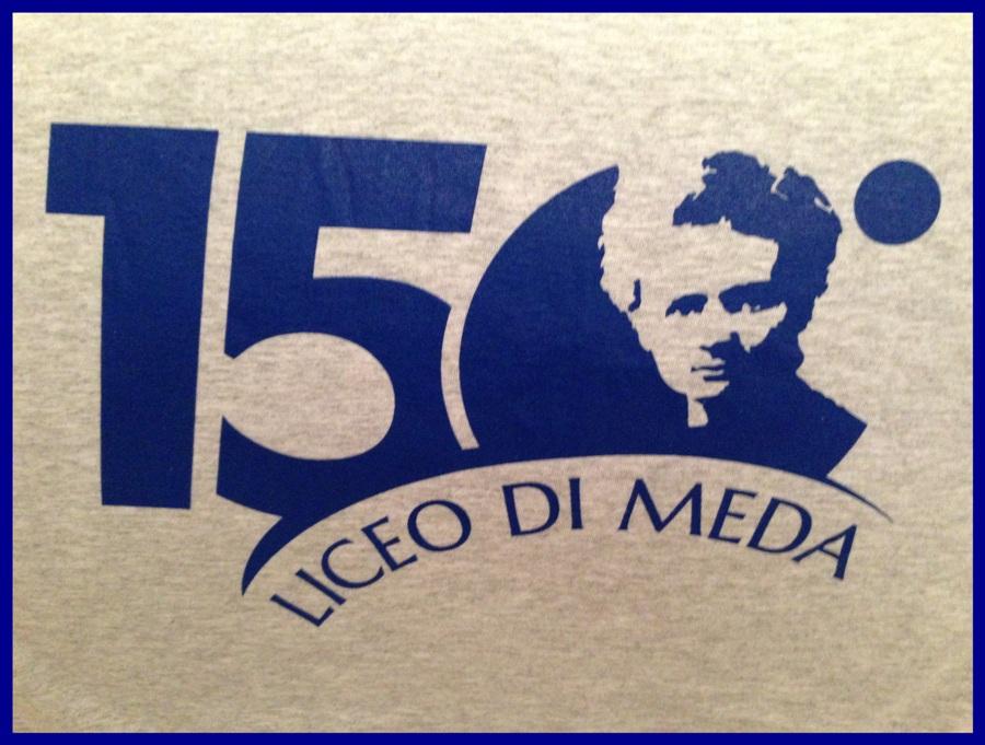 Logo 150-Liceo di Meda-MB