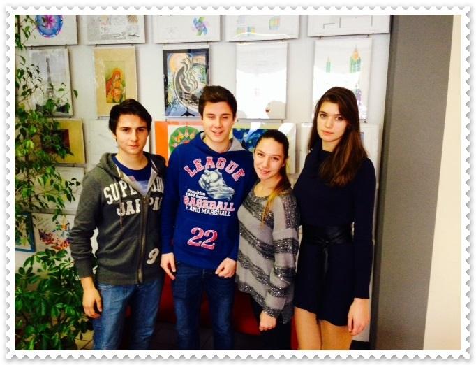 Studenti  Consiglio di Istituto anno scolastico 2013-2014