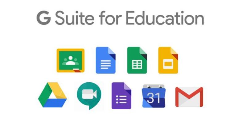 banner Google Suite for Education